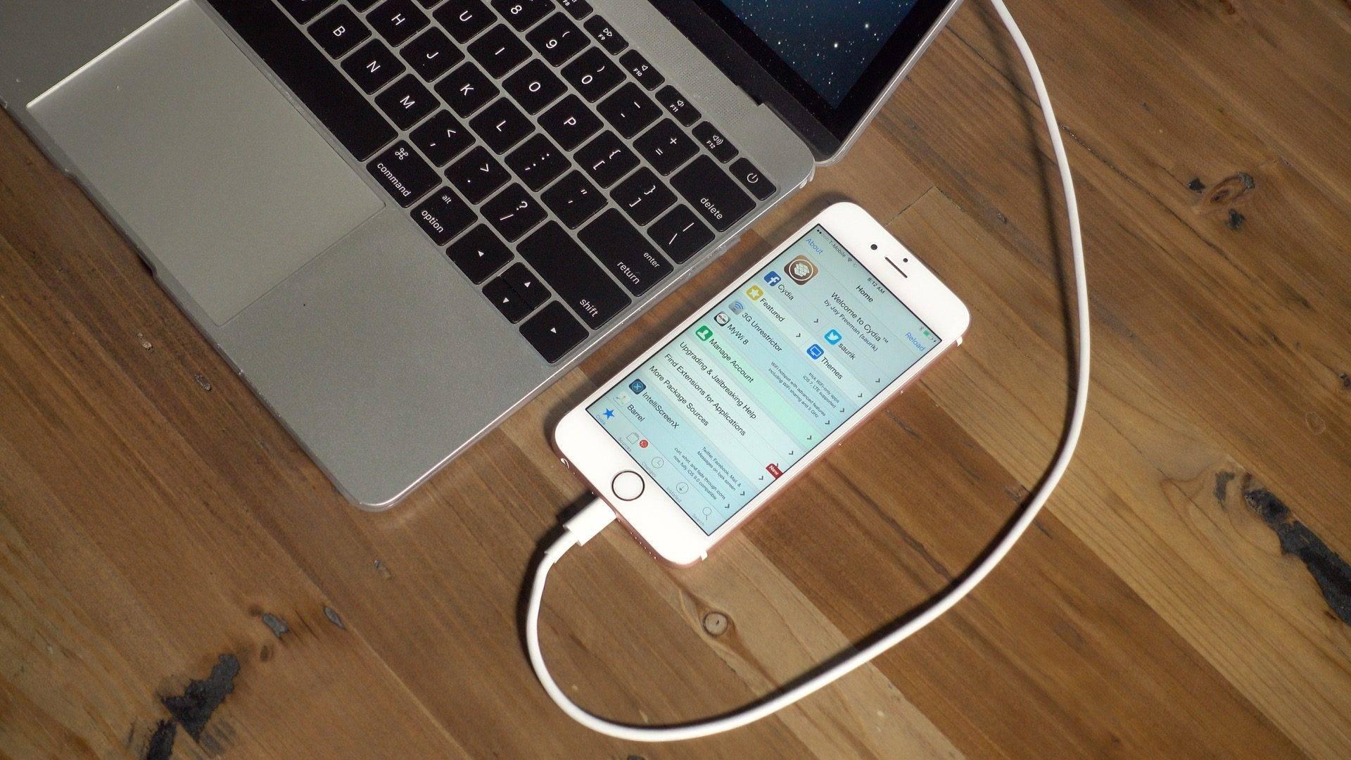 Iphone Tethered Jailbreak
