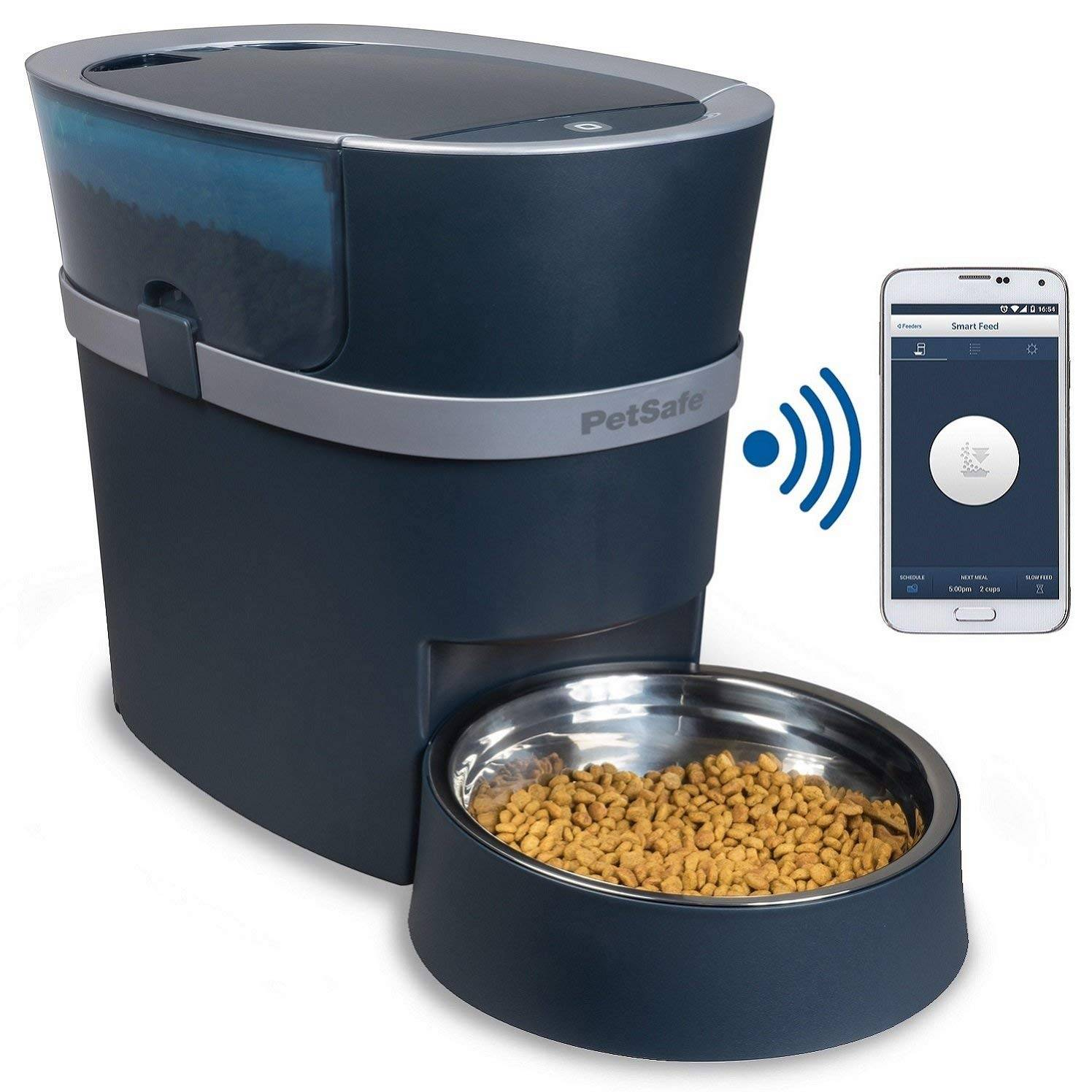 Petsafe Smart Feeder  - PetSafe Smart Feeder - 9 Life-Changing Gadgets All Pet Owners Need to Know About