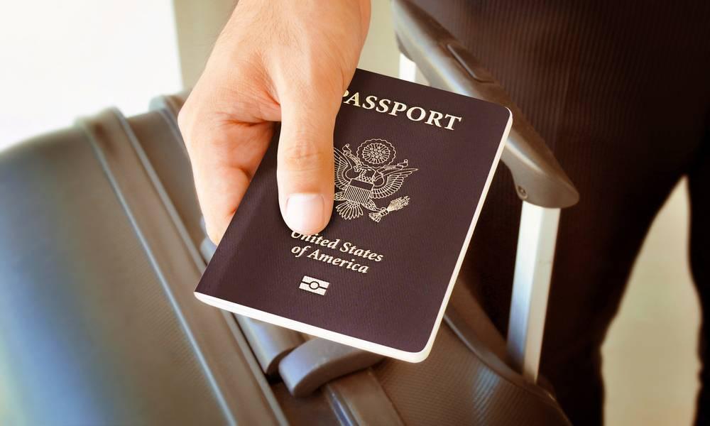 Apple Iphone E Passport Tsa