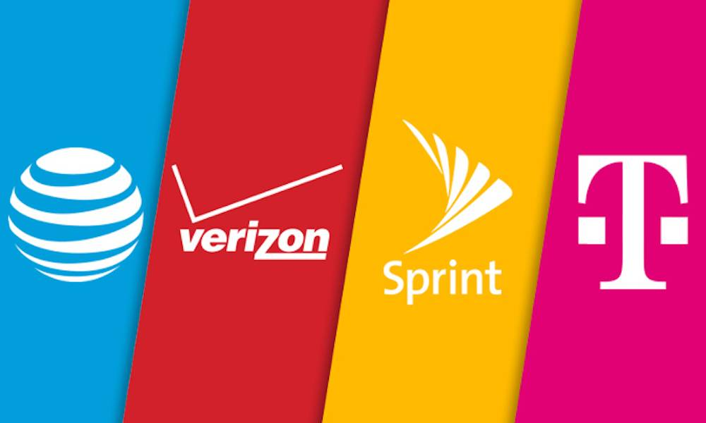 Verizon Vs At T T Mobile Sprint Header