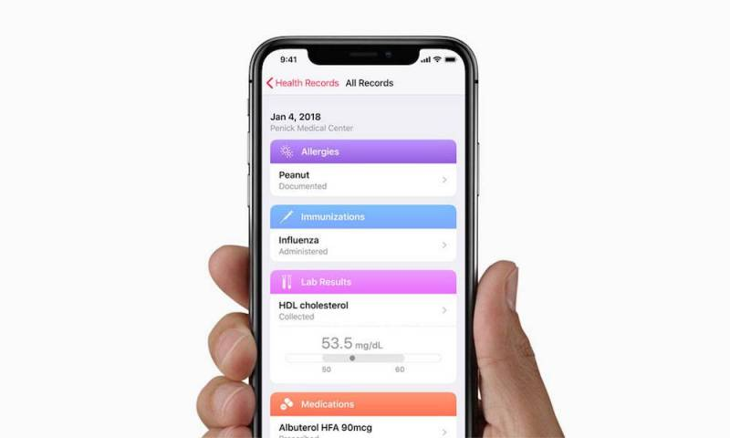 How to View Your Healthcare Provider's Digital Records on iPhone