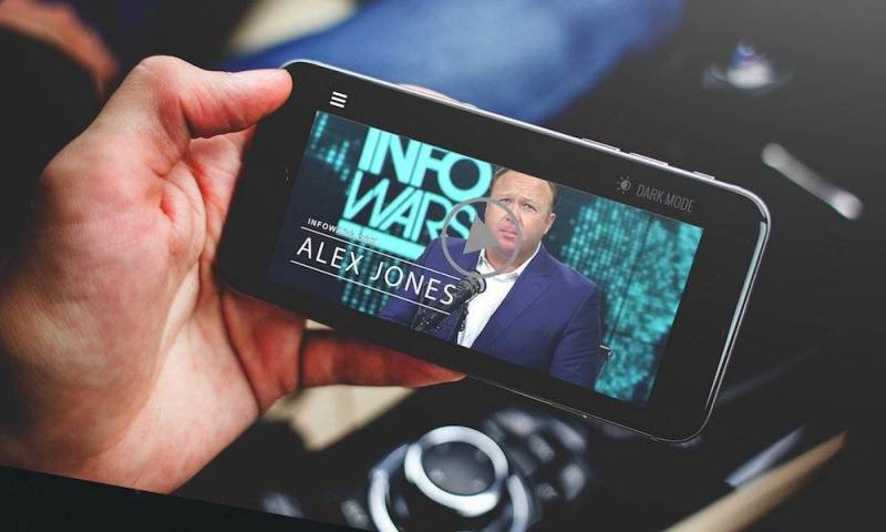 Apple Isn't Killing the Infowars App, But Will Continue to Monitor It for Hate Content