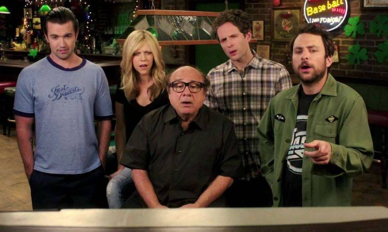 Apple Orders New Comedy Series from Stars of 'It's Always Sunny in Philadelphia'