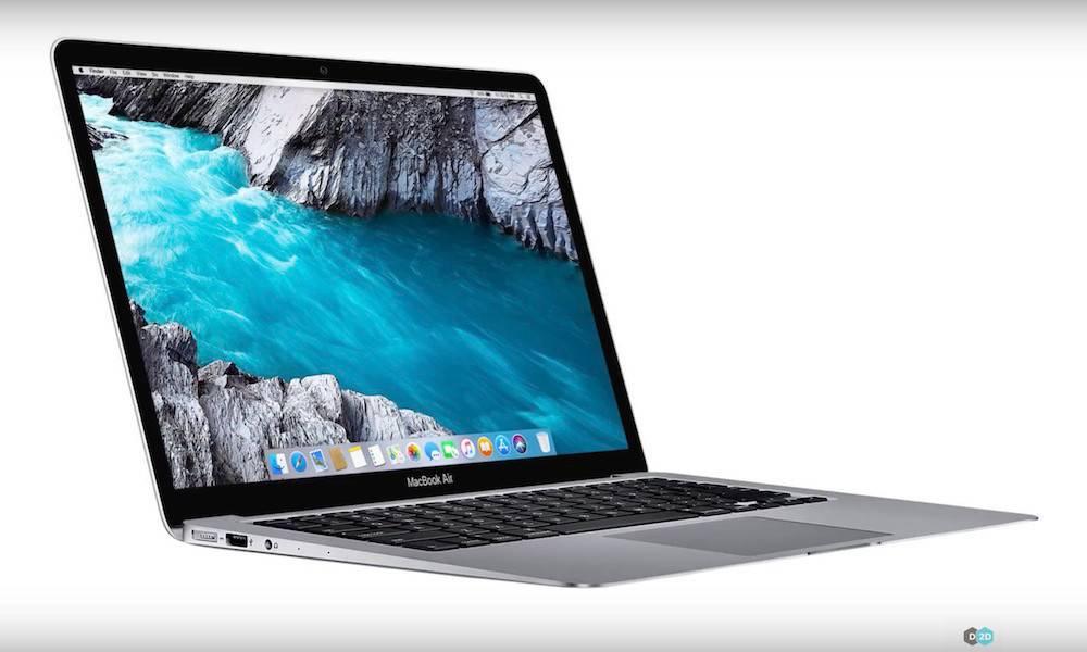 New 2018 Macbook Air Concept