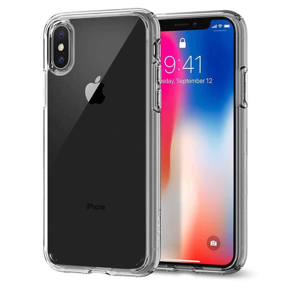 Spigen Ultra Hybrid Case Iphone X
