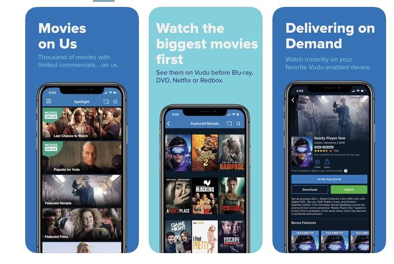 10 Greatest Apps for Streaming Movies on iPhone, iPad or