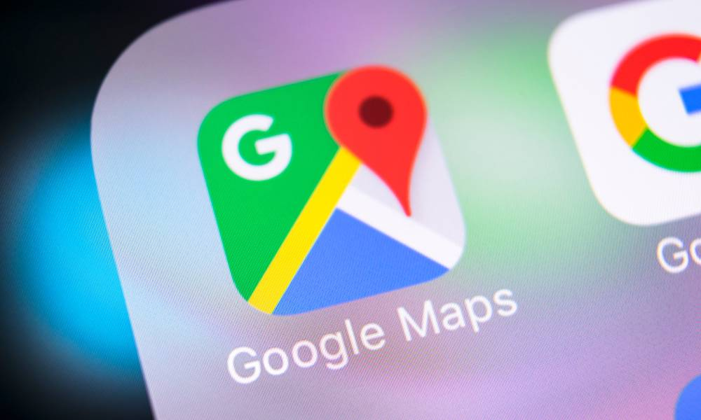 Google Maps Location Data