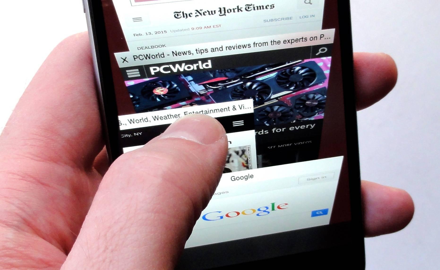 Swipe To Close Safari Tabs Iphone