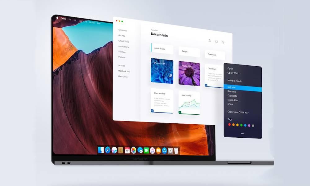 New Macbook 2018 Concept Render