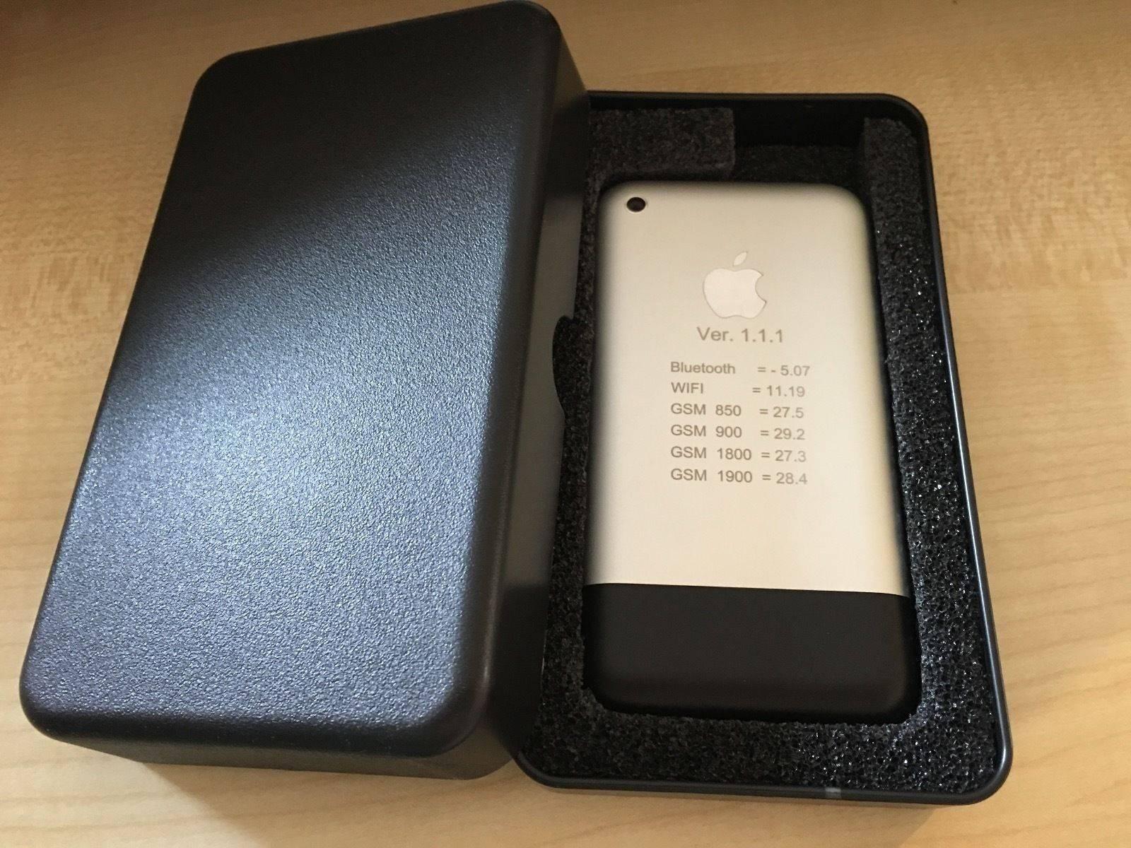 Rare Iphone Prototype 1