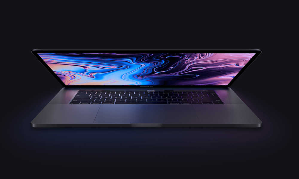 Macbook Pro Oled Touch Bar 2018