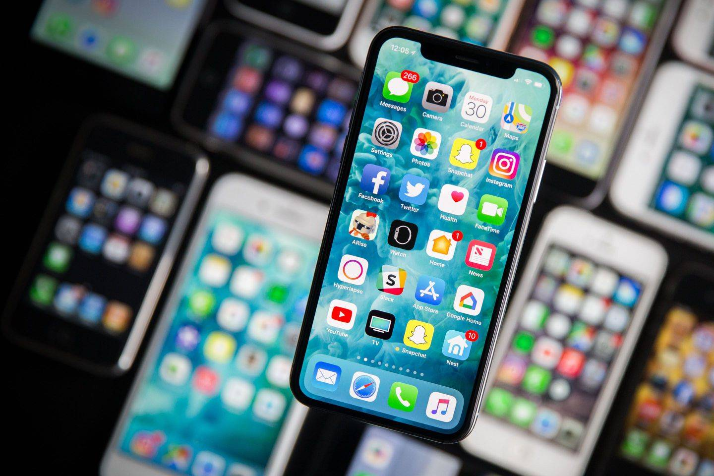 Iphone X Mobile Devices
