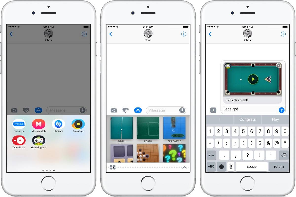 Imessage Apps Games Ios
