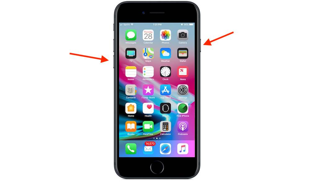 How To Hard Reset Iphone 7 And 7 Plus In Ios 12