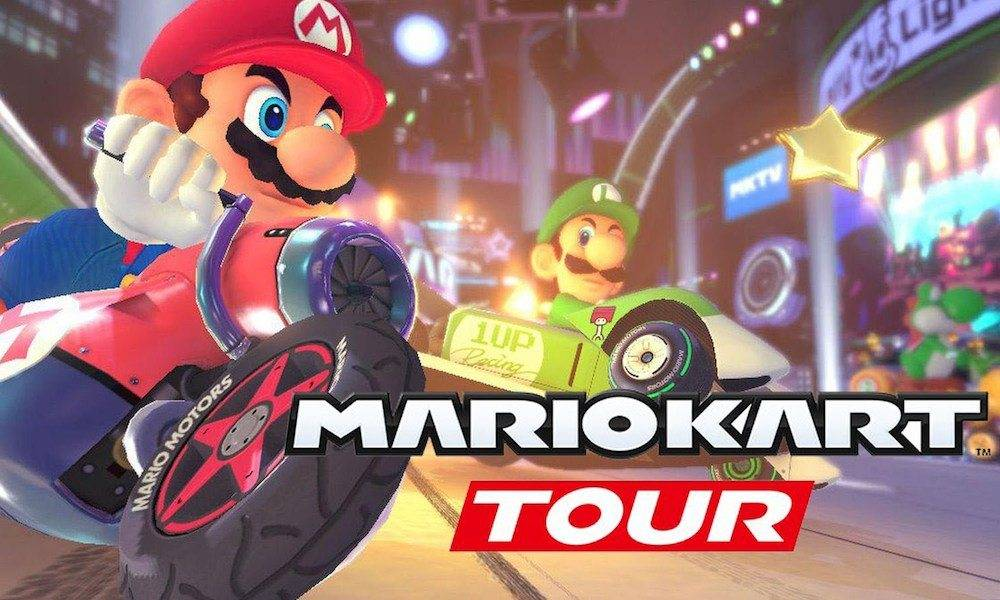 Mario Kart Tour Lands on the iPhone on Sept. 25