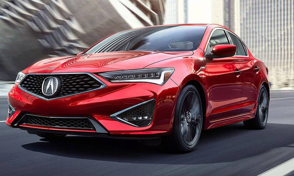 Acura Finally Brings Apple CarPlay To The Refreshed ILX - Acura ilx upgrades