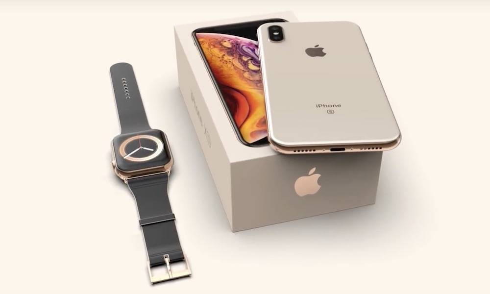 Iphone Xs Apple Watch Everythingapplepro