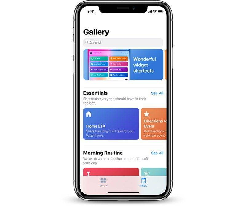 Ios 12 Siri Shortcuts Iphone X