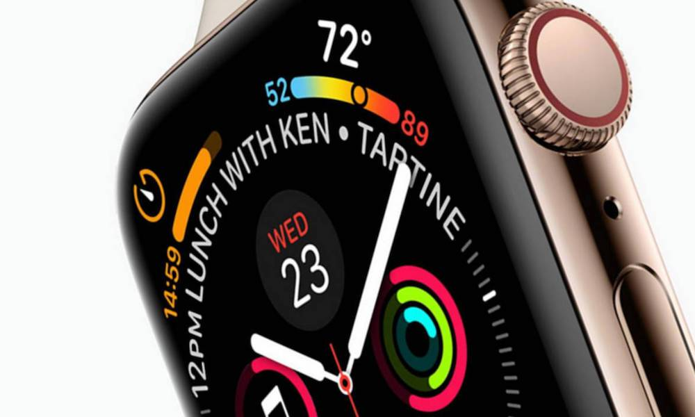Apple Watch Series 4 Release Date Specs Features And Colors