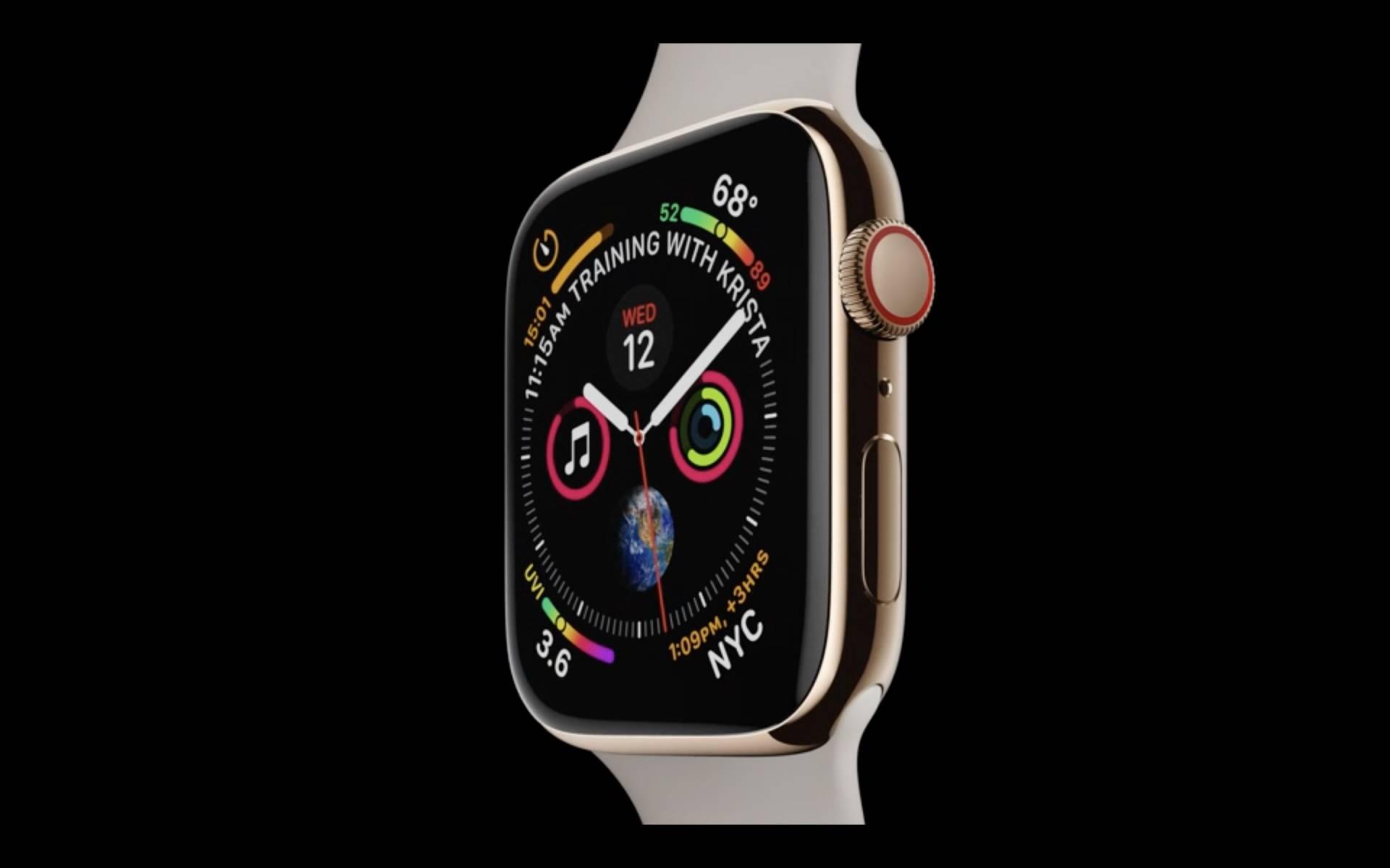 Apple Watch 4 3