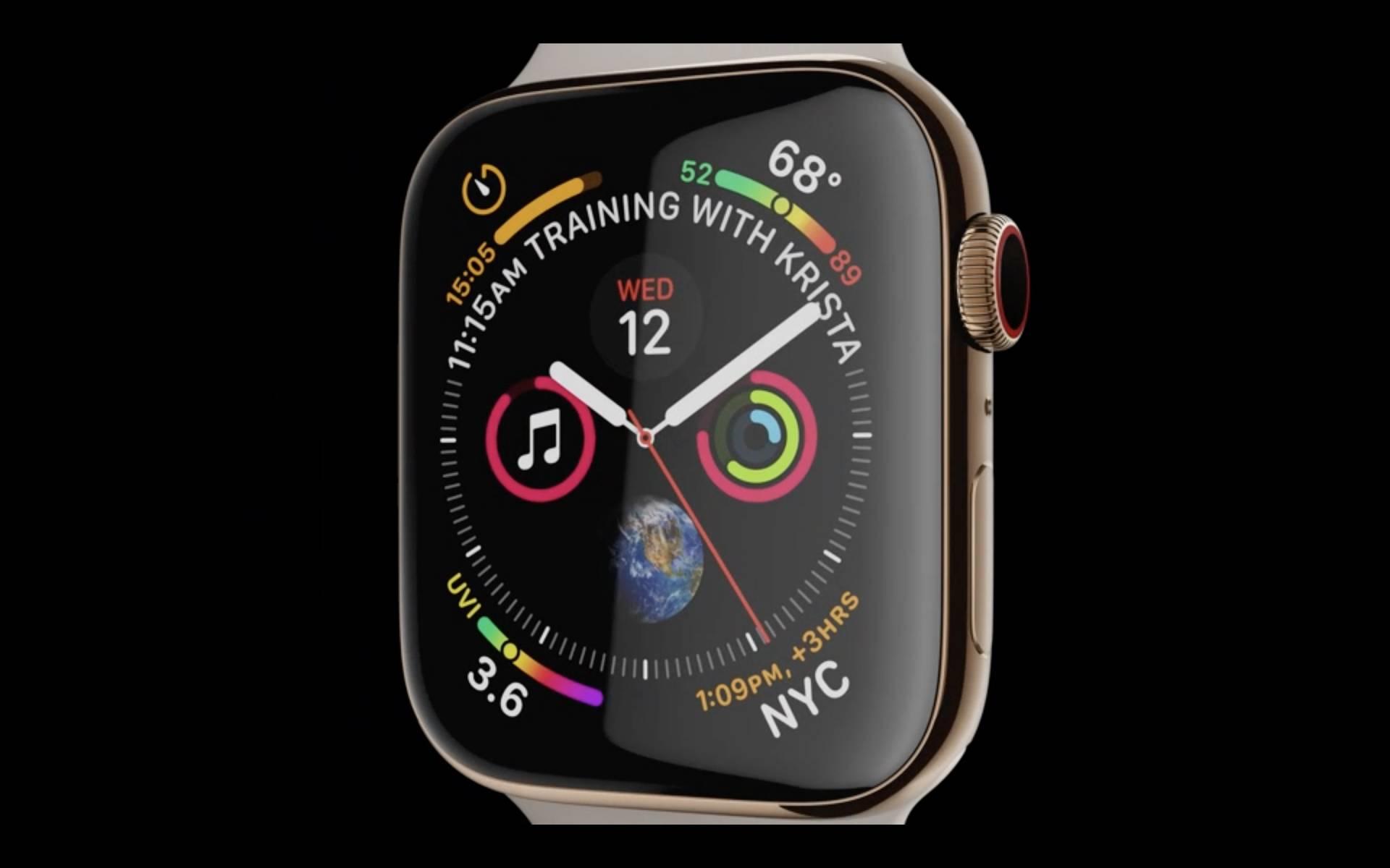 Apple Watch 4 4