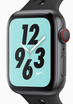 Apple Watch Series 4 Nike Large Apple Official