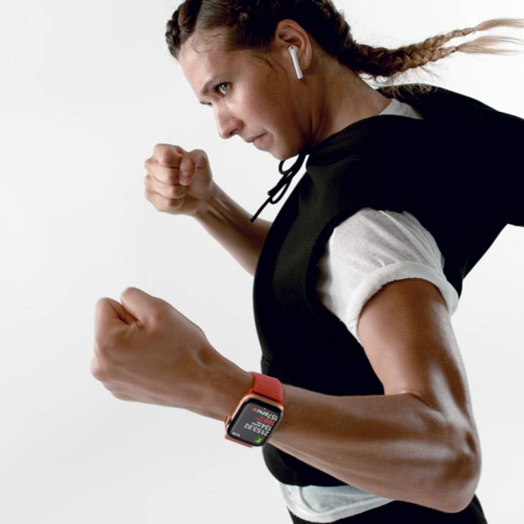 Apple Watch Series 4 Ultimate Workout Partner Apple Official