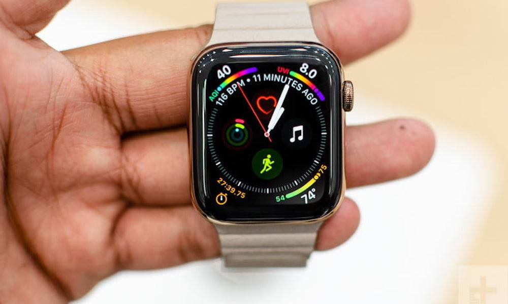 Apple Watch Series 4 Vs Apple Watch Series 3