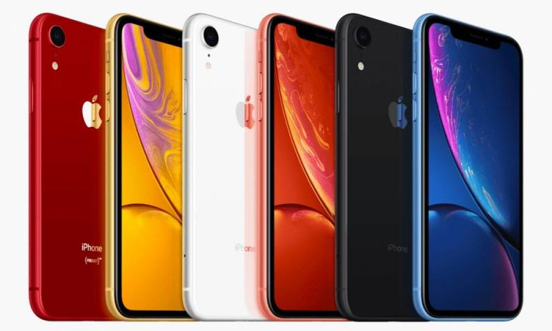 Colorful iPhone XR Expected to Make Up Half of All New iPhone Sales