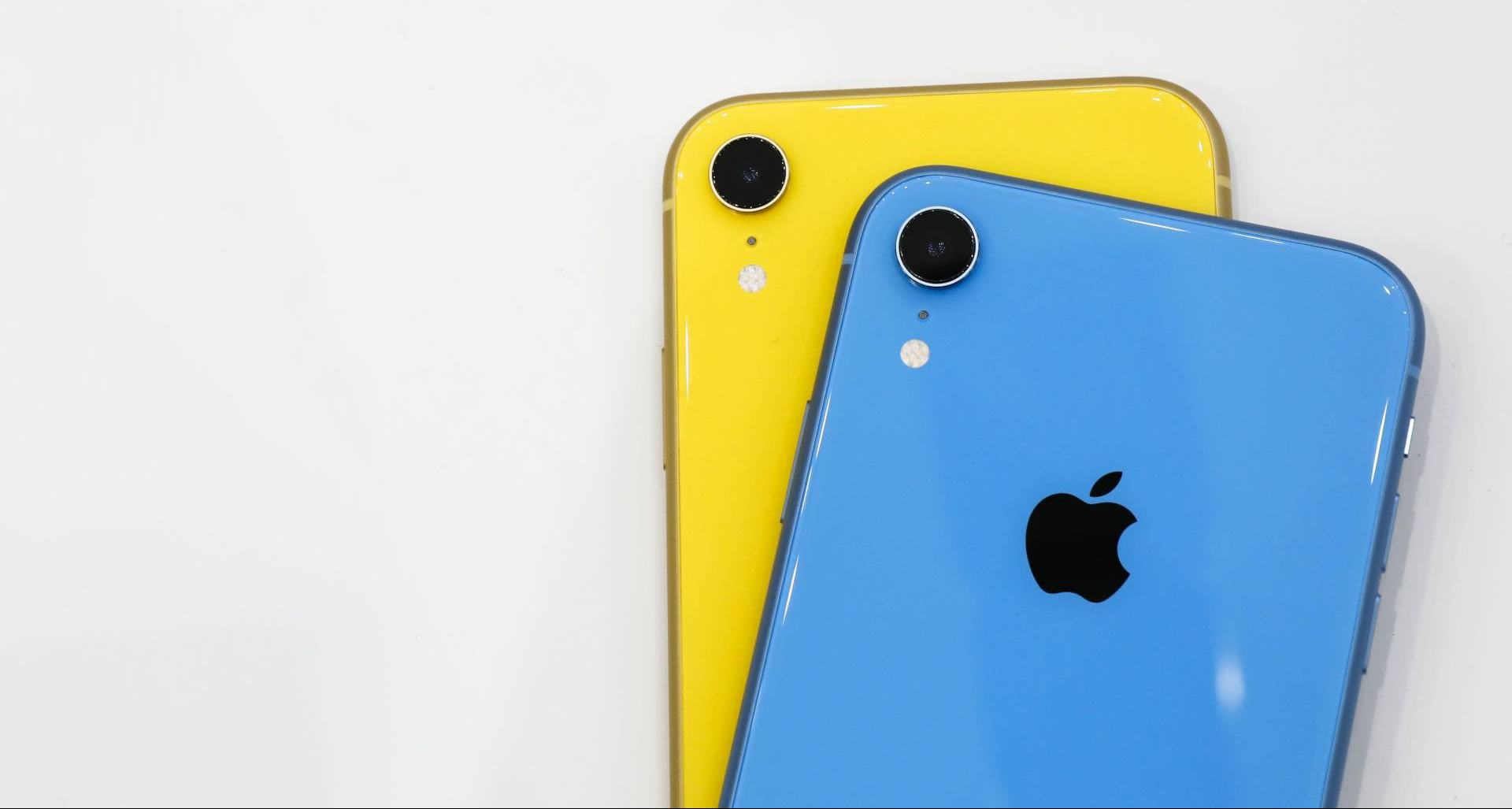 Iphone Xr Color Back