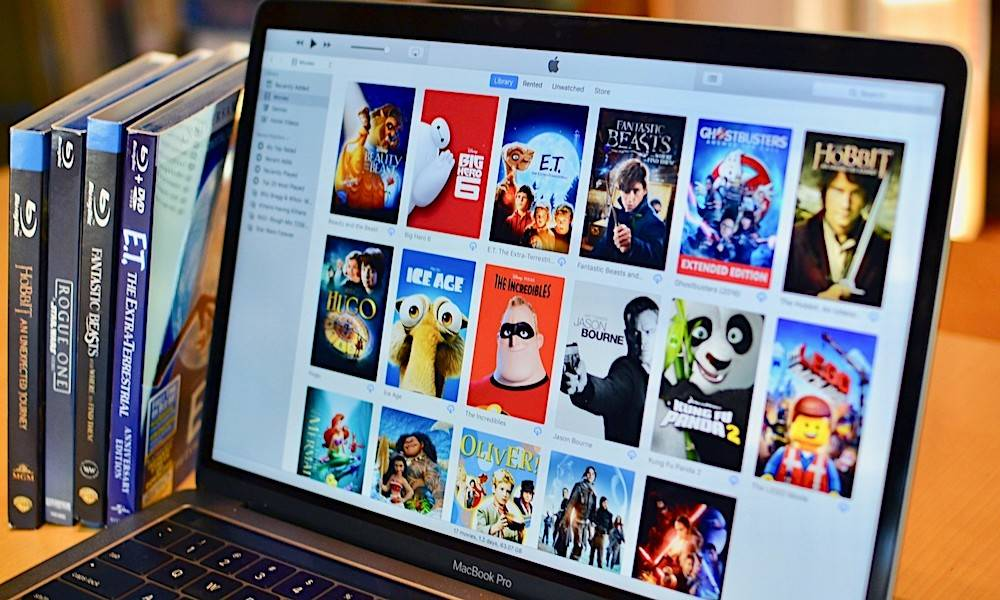 Apple Launches Massive iTunes Movie Sale, Titles Start at Only $4 99