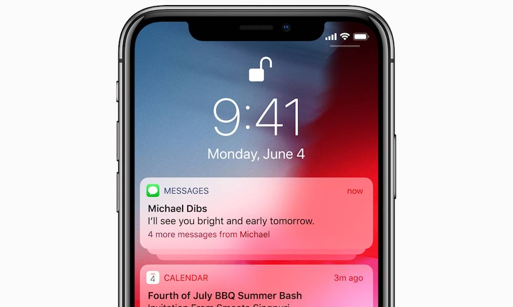 How to Stack Your iPhone's Notifications in iOS 12