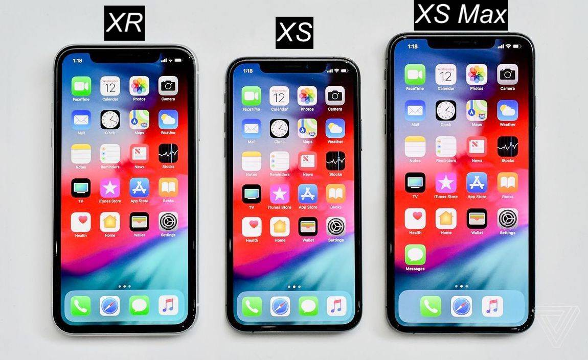 Iphone Xr Xs Display