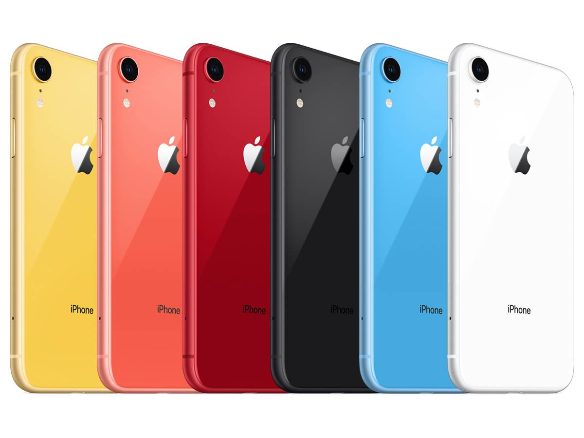 Iphone Xr Colors2