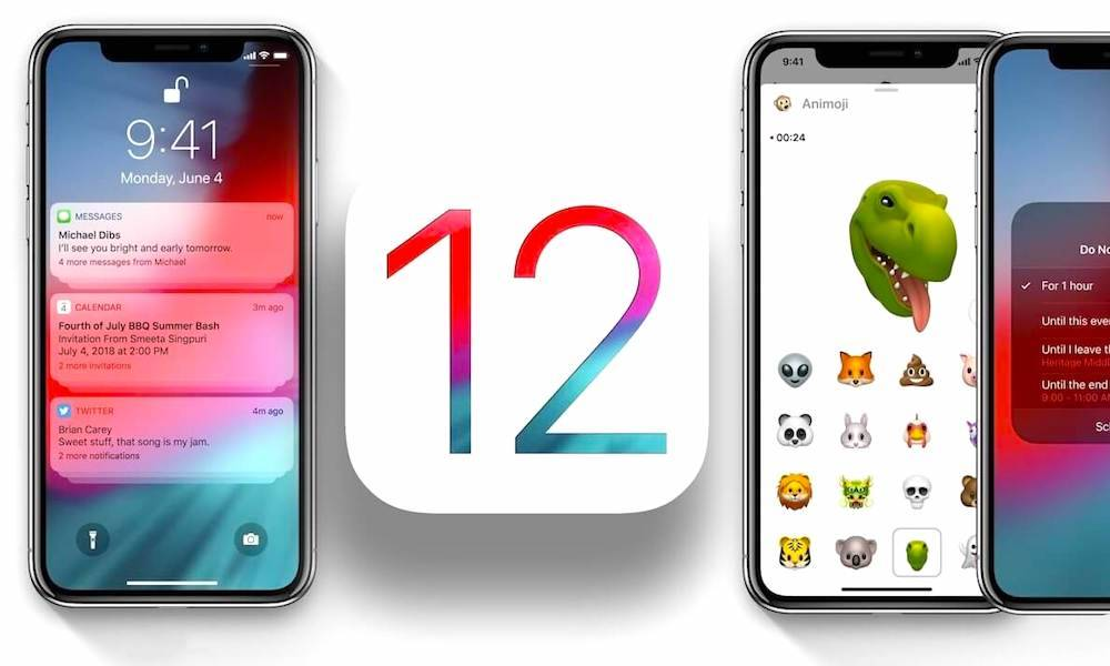 Download: iOS 12.1 Public Beta and tvOS 12.1 Public Beta Now Available