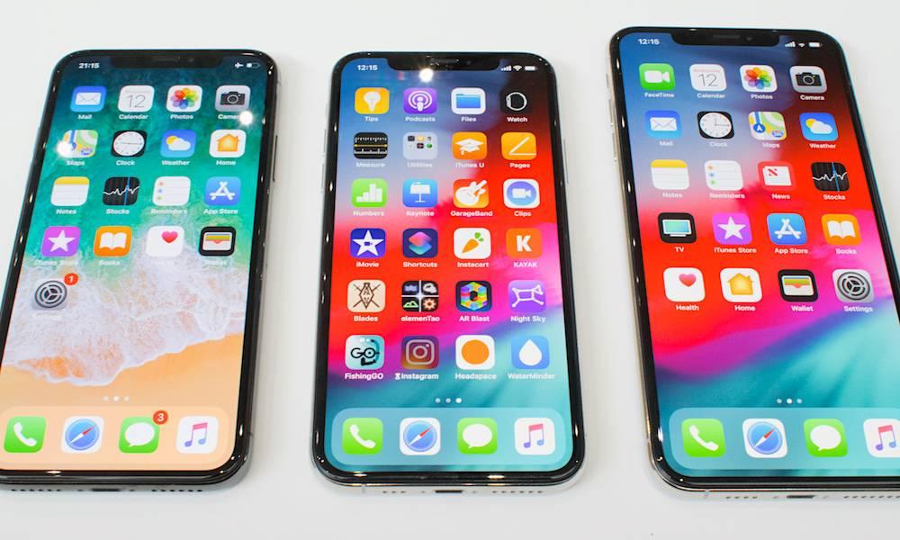 Iphone Xs Xs Max X