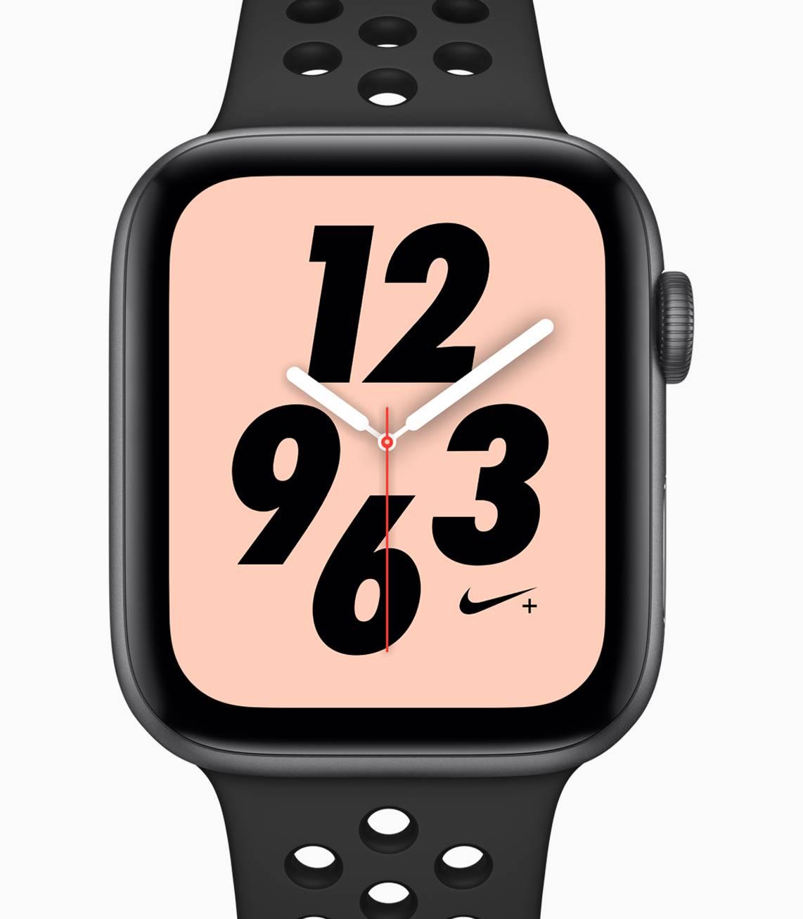 Apple Watch Series4 Nike Fcae 09122018