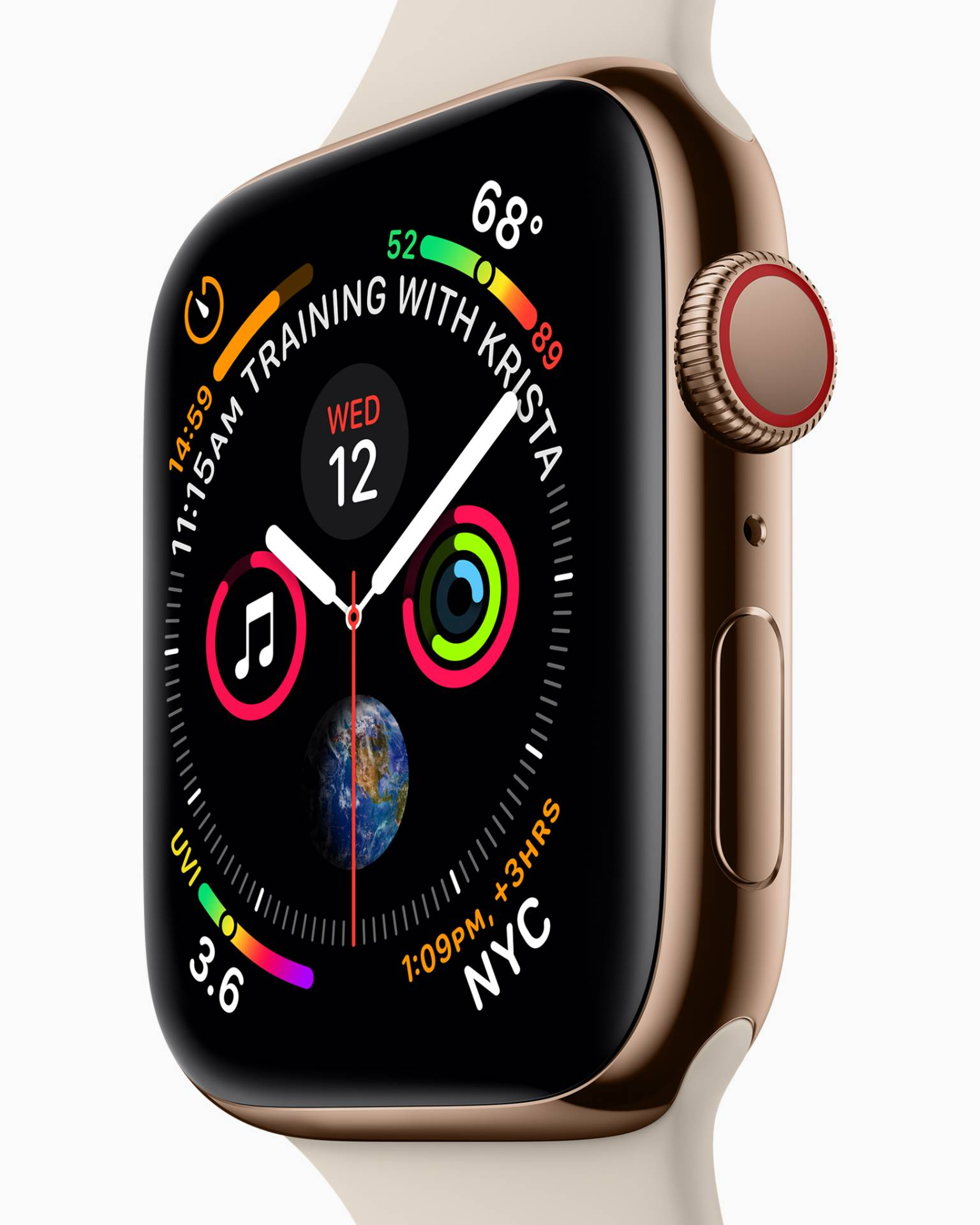 Apple Watch Series4 Watch Front Training 09122018