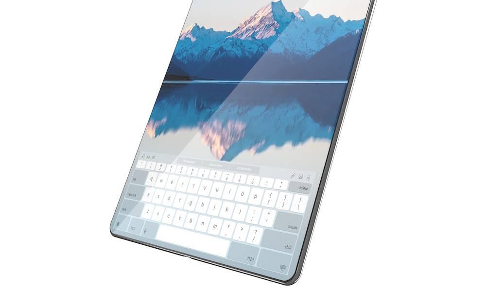 New 2018 Ipad Pro Concept