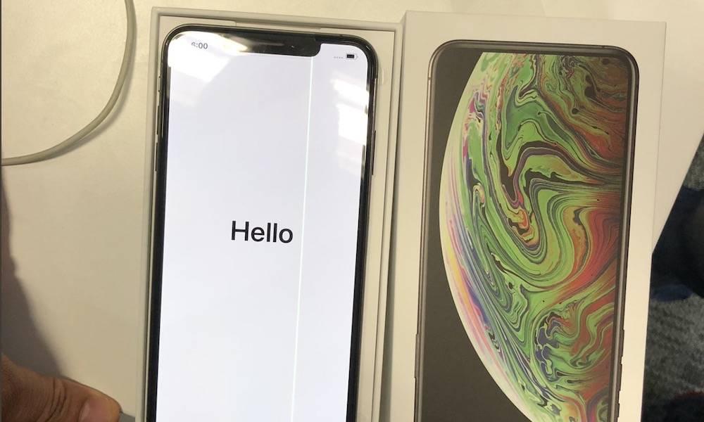 Iphone Xs Plus Defective Display