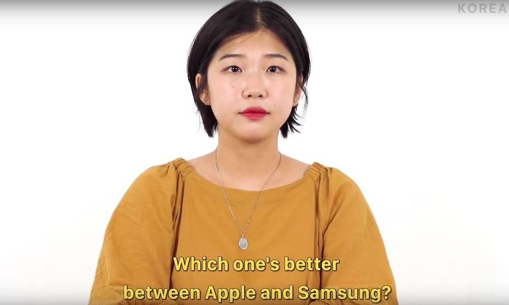 Do Koreans Prefer Apple Or Samsung