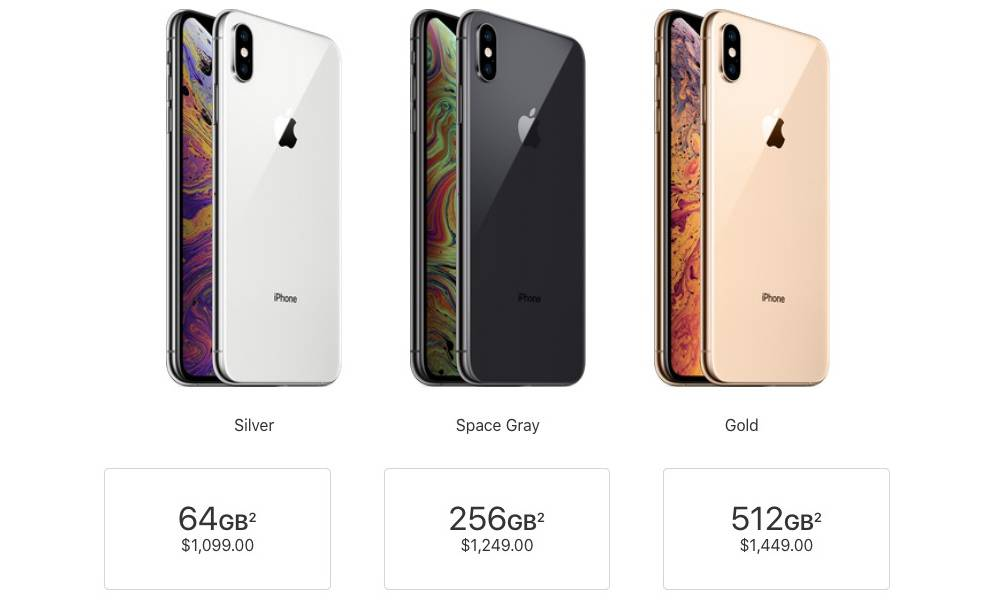 Some iPhone XS, iPhone XS Max users reporting charging issues