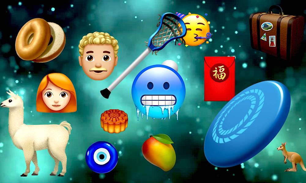 New Emoji 2018