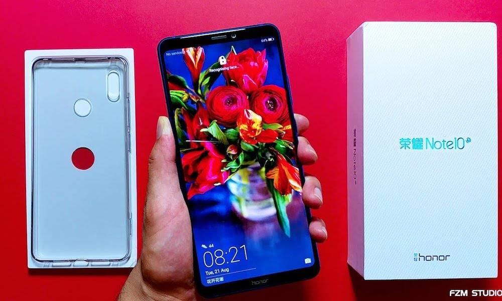Huawei Honor Note 101