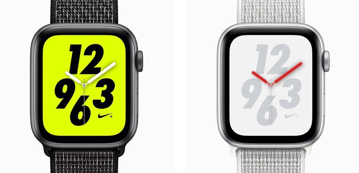 Apple Watch Nike Series 4 8