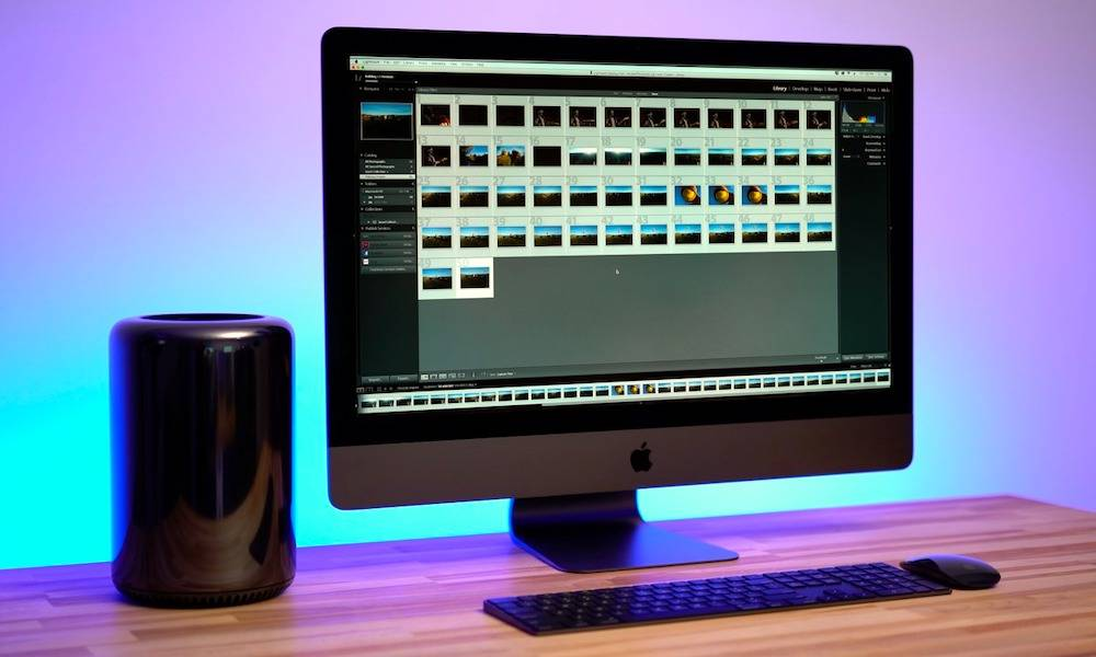 Mac Pro 2018 2019 Features