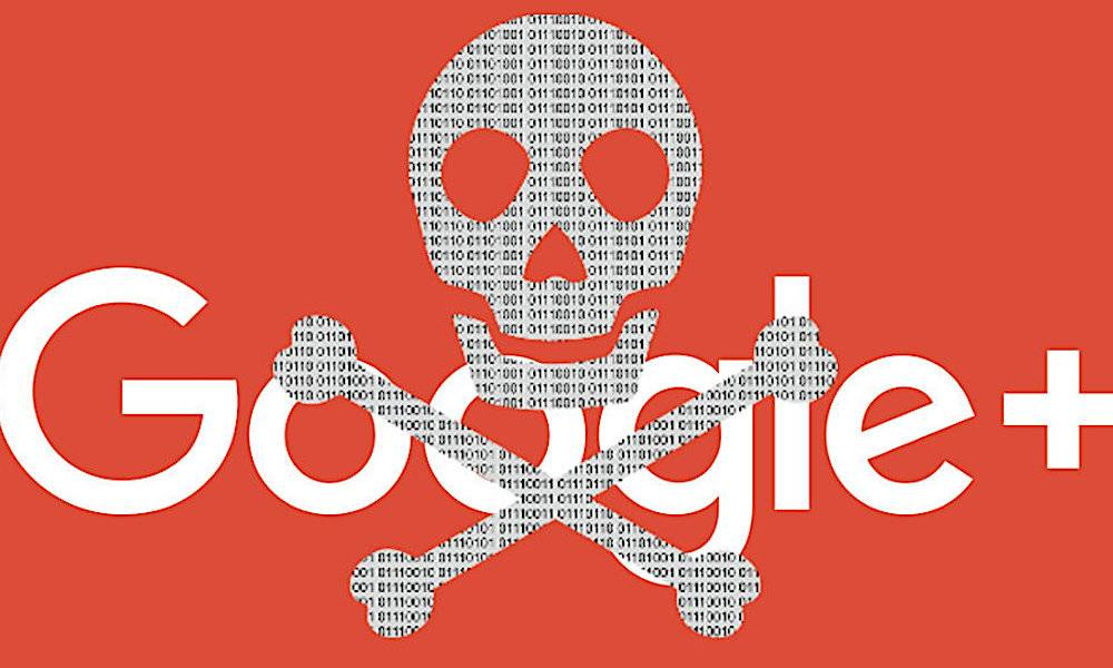 Death Of Google Plus