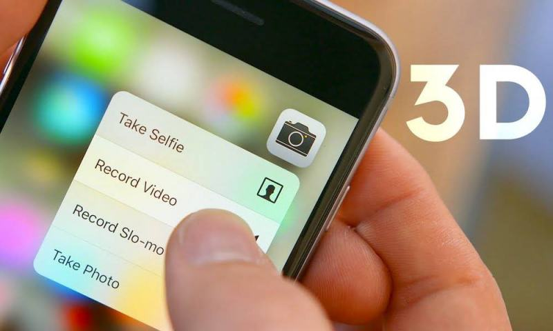 19 Awesome Things You Can Do with 3D Touch on iPhone