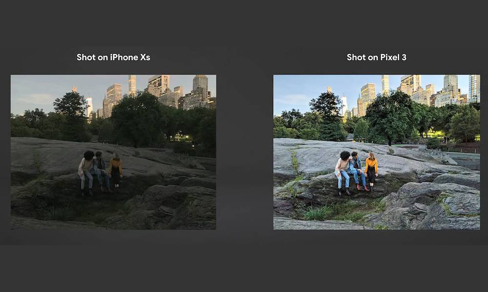 Pixel 3's 'Super Res Zoom' still can't match Apple's iPhone XS camera