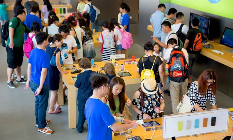 How Savvy Scammers in China Finessed Apple out of Millions